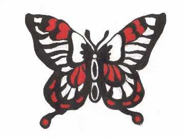Юлия Ратникова: Butterfly