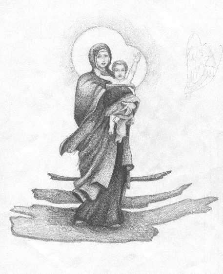 Юлия Ратникова: Maria & Jesus